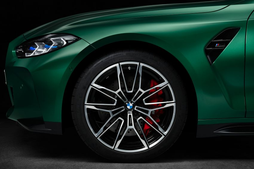 2020 BMW M3 and M4 revealed – G80 and G82 get massive grille, up to 510 PS, optional manual and AWD Image #1181205