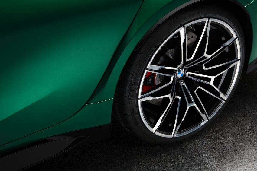 2020 BMW M3 and M4 revealed – G80 and G82 get massive grille, up to 510 PS, optional manual and AWD Image #1181206