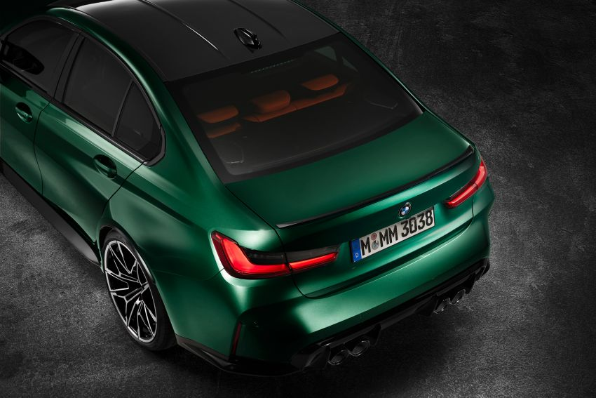 2020 BMW M3 and M4 revealed – G80 and G82 get massive grille, up to 510 PS, optional manual and AWD Image #1181207