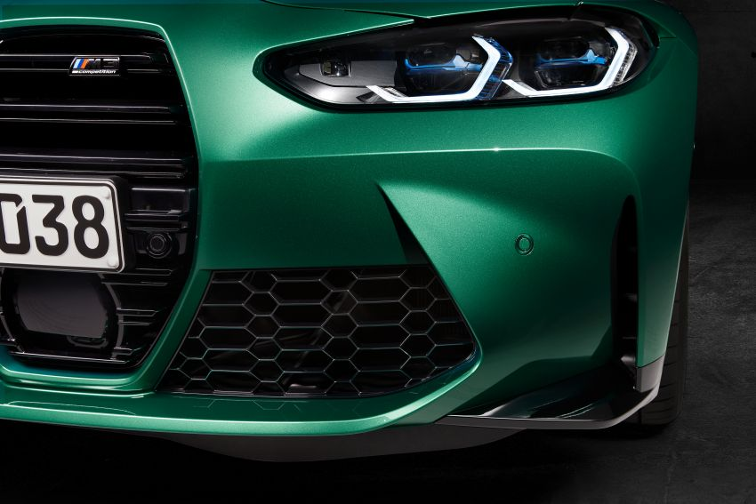 2020 BMW M3 and M4 revealed – G80 and G82 get massive grille, up to 510 PS, optional manual and AWD Image #1181187