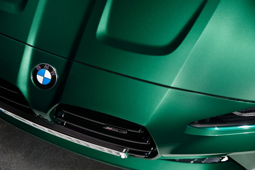 2020 BMW M3 and M4 revealed – G80 and G82 get massive grille, up to 510 PS, optional manual and AWD Image #1181189