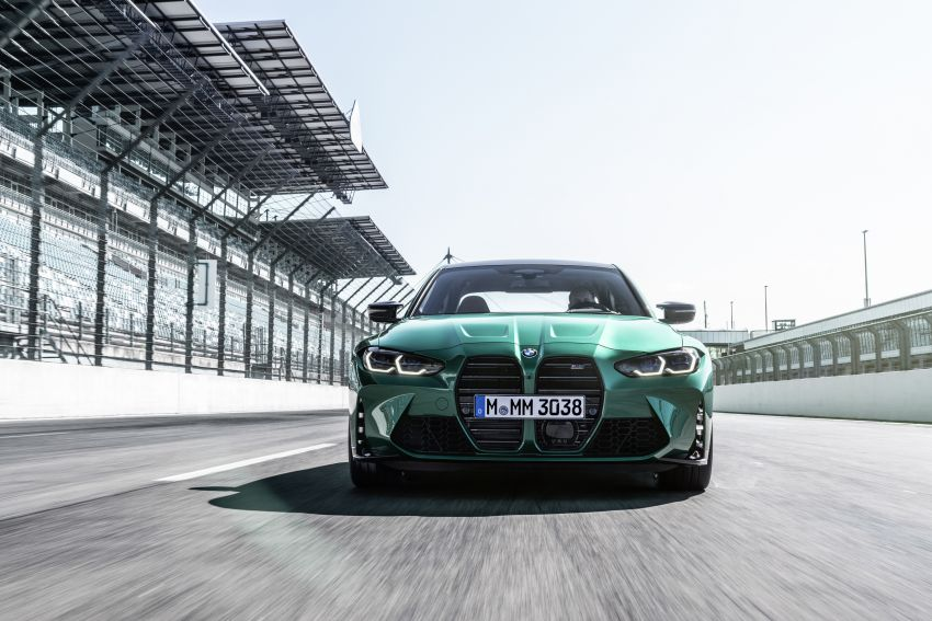 2020 BMW M3 and M4 revealed – G80 and G82 get massive grille, up to 510 PS, optional manual and AWD Image #1181094