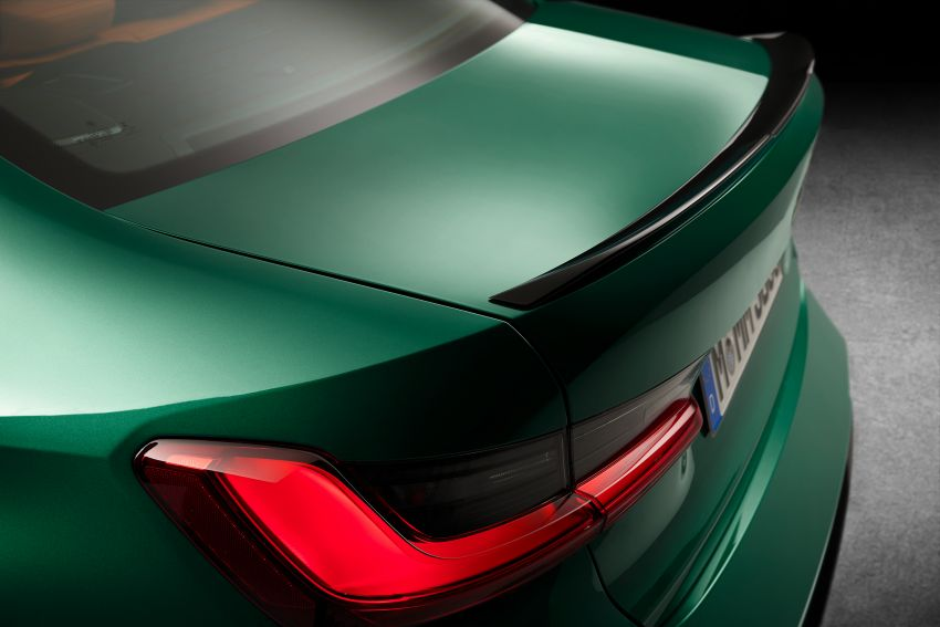 2020 BMW M3 and M4 revealed – G80 and G82 get massive grille, up to 510 PS, optional manual and AWD Image #1181191