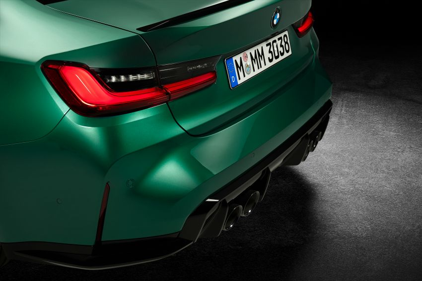 2020 BMW M3 and M4 revealed – G80 and G82 get massive grille, up to 510 PS, optional manual and AWD Image #1181192