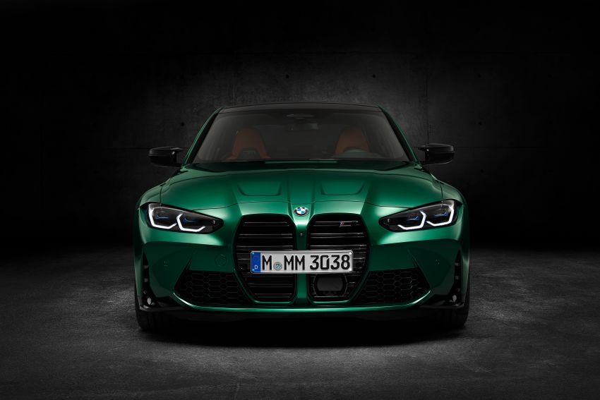2020 BMW M3 and M4 revealed – G80 and G82 get massive grille, up to 510 PS, optional manual and AWD Image #1181194
