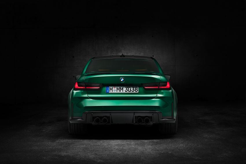 2020 BMW M3 and M4 revealed – G80 and G82 get massive grille, up to 510 PS, optional manual and AWD Image #1181195