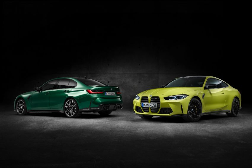 2020 BMW M3 and M4 revealed – G80 and G82 get massive grille, up to 510 PS, optional manual and AWD Image #1181017