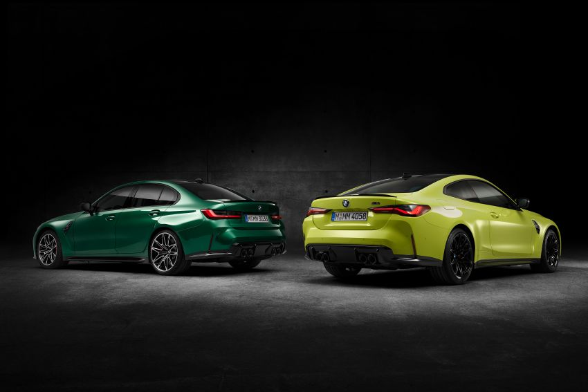 2020 BMW M3 and M4 revealed – G80 and G82 get massive grille, up to 510 PS, optional manual and AWD Image #1181012