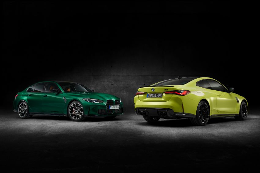 2020 BMW M3 and M4 revealed – G80 and G82 get massive grille, up to 510 PS, optional manual and AWD Image #1181015