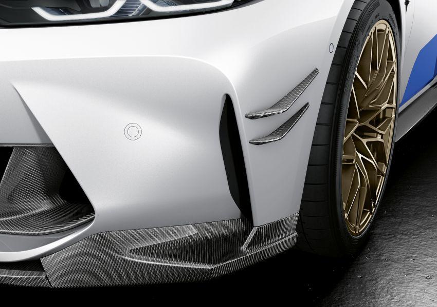 G80 BMW M3, G82 BMW M4 get M Performance parts Image #1181836