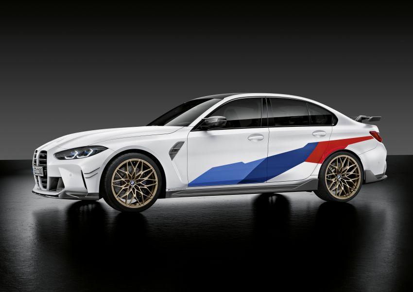 G80 BMW M3, G82 BMW M4 get M Performance parts Image #1181806