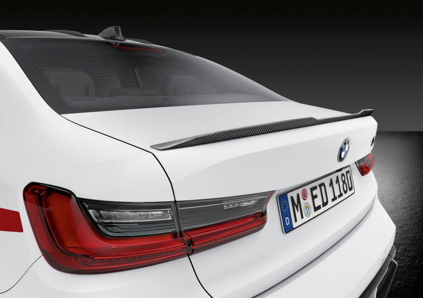 G80 BMW M3, G82 BMW M4 get M Performance parts Image #1181817