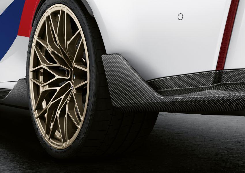 G80 BMW M3, G82 BMW M4 get M Performance parts Image #1181823