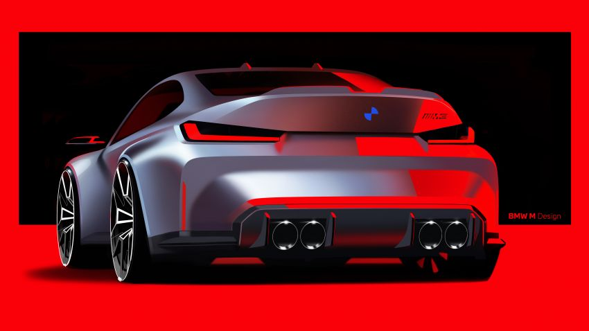 2020 BMW M3 and M4 revealed – G80 and G82 get massive grille, up to 510 PS, optional manual and AWD Image #1181048