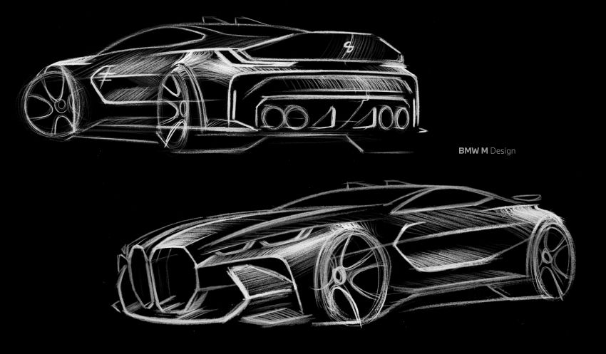 2020 BMW M3 and M4 revealed – G80 and G82 get massive grille, up to 510 PS, optional manual and AWD Image #1181051