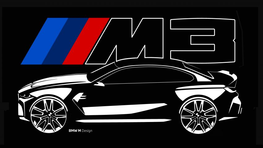 2020 BMW M3 and M4 revealed – G80 and G82 get massive grille, up to 510 PS, optional manual and AWD Image #1181055
