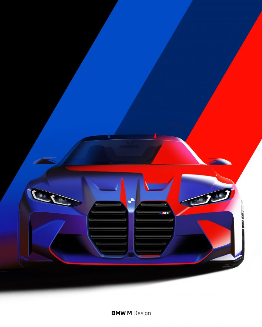 2020 BMW M3 and M4 revealed – G80 and G82 get massive grille, up to 510 PS, optional manual and AWD Image #1181058