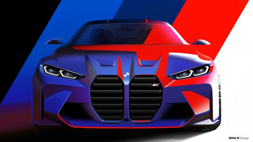2020 BMW M3 and M4 revealed – G80 and G82 get massive grille, up to 510 PS, optional manual and AWD Image #1181041