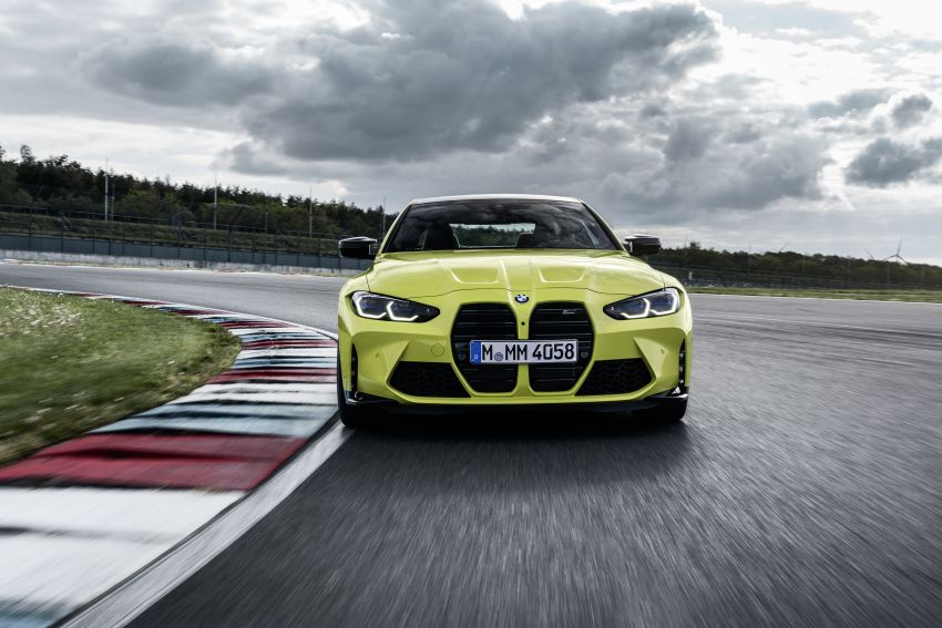 2020 BMW M3 and M4 revealed – G80 and G82 get massive grille, up to 510 PS, optional manual and AWD Image #1181228