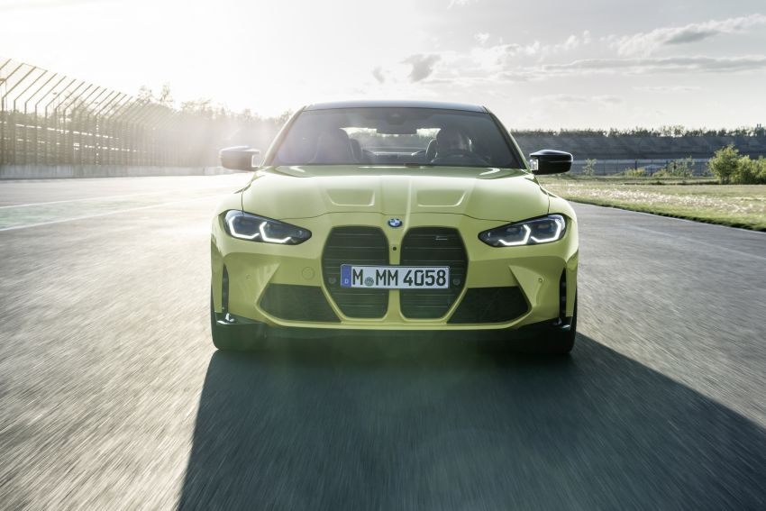 2020 BMW M3 and M4 revealed – G80 and G82 get massive grille, up to 510 PS, optional manual and AWD Image #1181230