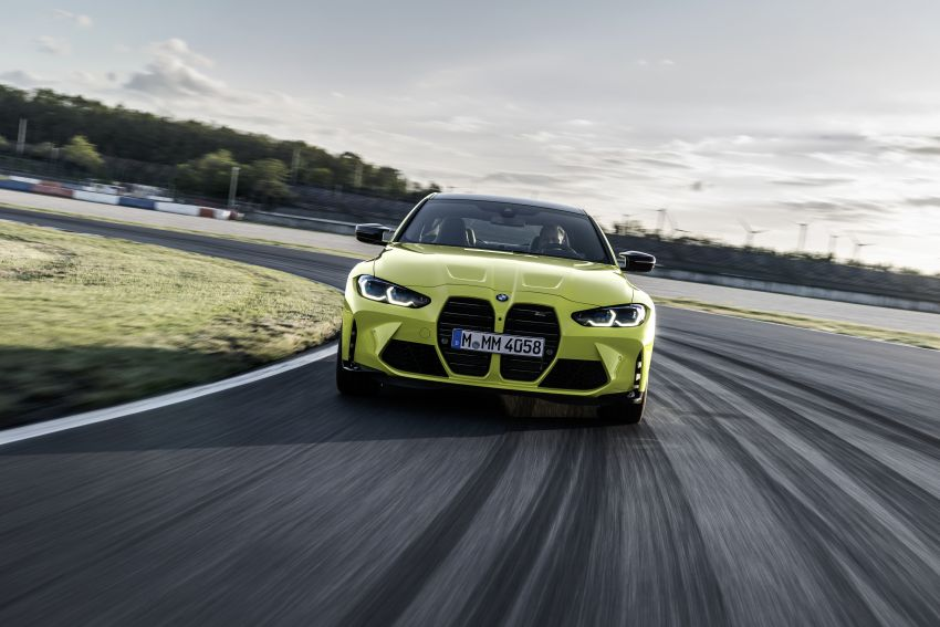2020 BMW M3 and M4 revealed – G80 and G82 get massive grille, up to 510 PS, optional manual and AWD Image #1181232