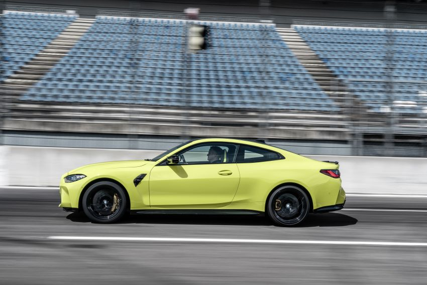 2020 BMW M3 and M4 revealed – G80 and G82 get massive grille, up to 510 PS, optional manual and AWD Image #1181234