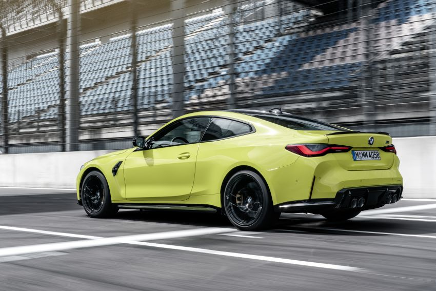 2020 BMW M3 and M4 revealed – G80 and G82 get massive grille, up to 510 PS, optional manual and AWD Image #1181235