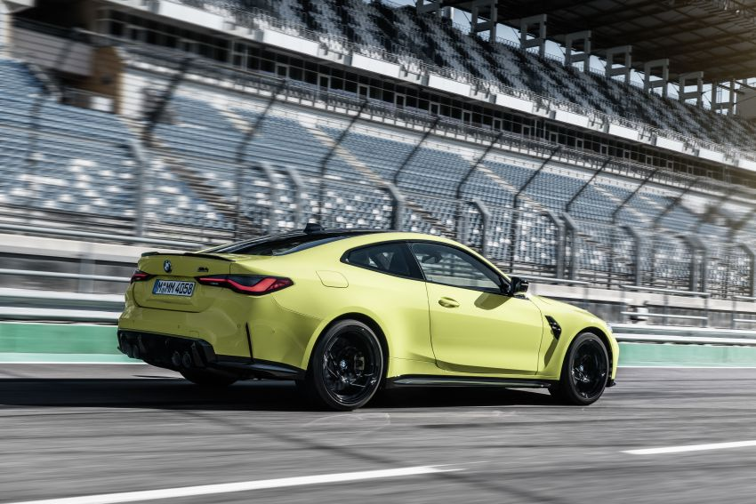2020 BMW M3 and M4 revealed – G80 and G82 get massive grille, up to 510 PS, optional manual and AWD Image #1181236