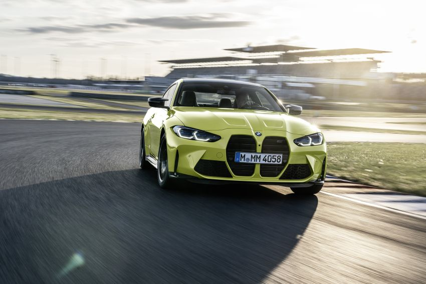 2020 BMW M3 and M4 revealed – G80 and G82 get massive grille, up to 510 PS, optional manual and AWD Image #1181213