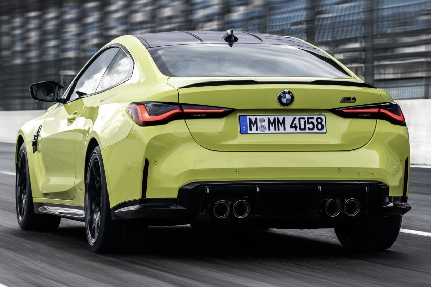 2020 BMW M3 and M4 revealed – G80 and G82 get massive grille, up to 510 PS, optional manual and AWD Image #1181239
