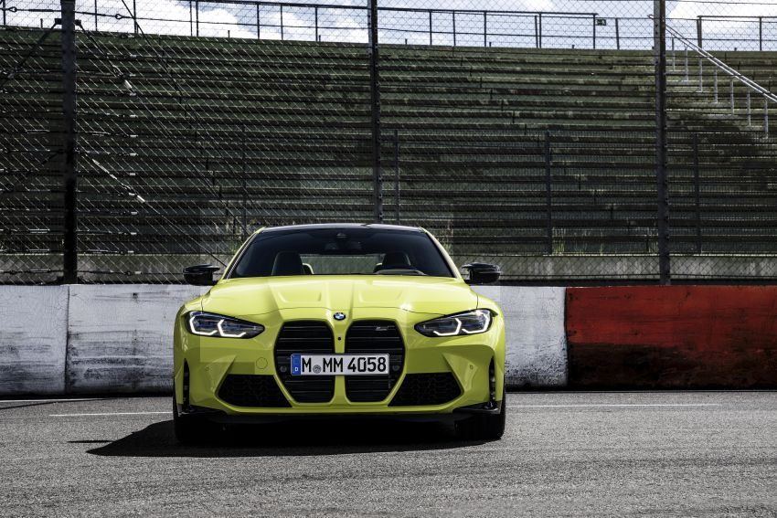 2020 BMW M3 and M4 revealed – G80 and G82 get massive grille, up to 510 PS, optional manual and AWD Image #1181240