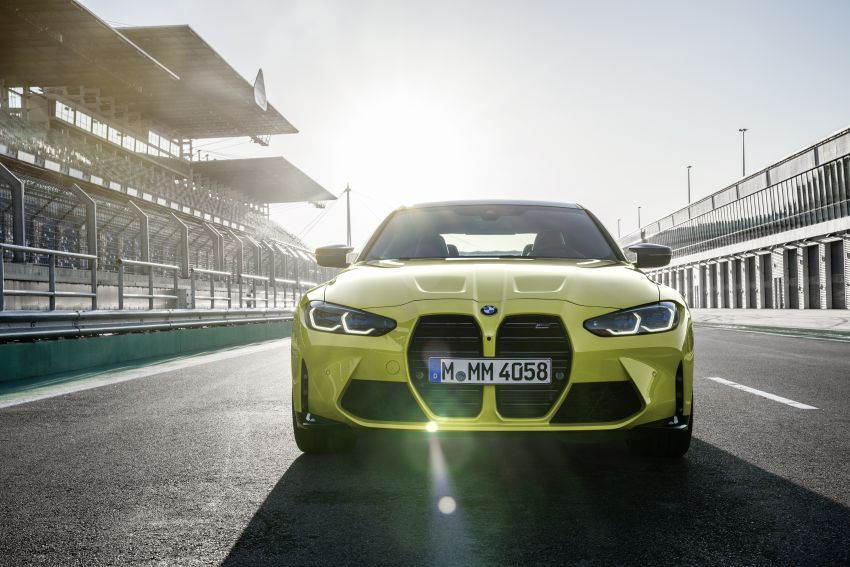2020 BMW M3 and M4 revealed – G80 and G82 get massive grille, up to 510 PS, optional manual and AWD Image #1181244