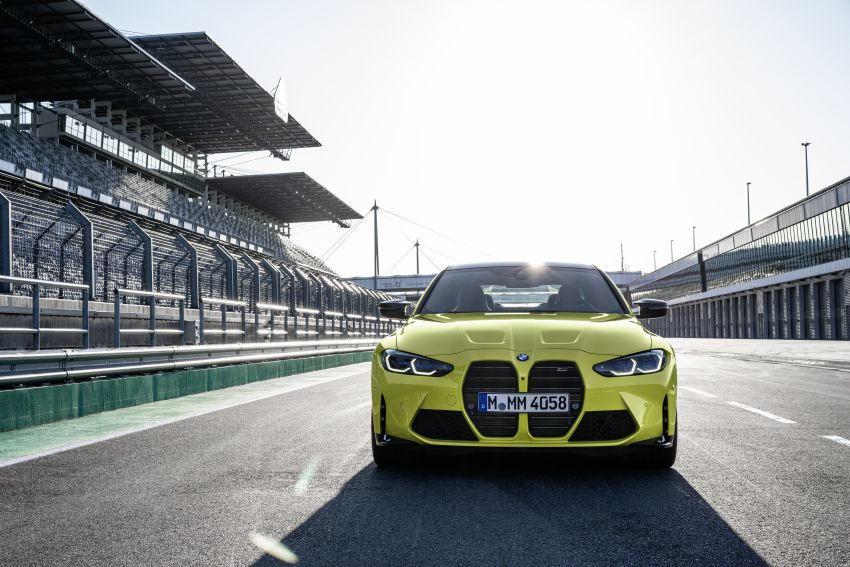 2020 BMW M3 and M4 revealed – G80 and G82 get massive grille, up to 510 PS, optional manual and AWD Image #1181245
