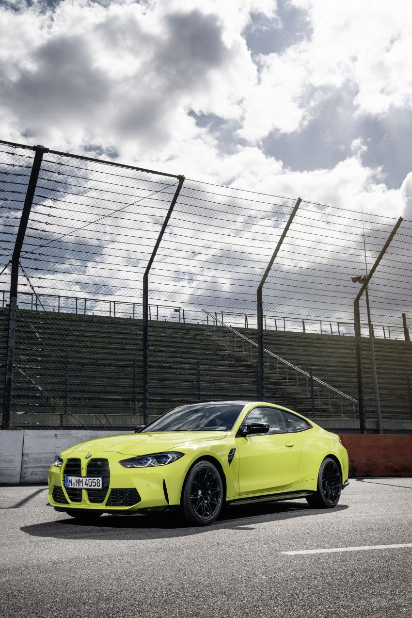 2020 BMW M3 and M4 revealed – G80 and G82 get massive grille, up to 510 PS, optional manual and AWD Image #1181246