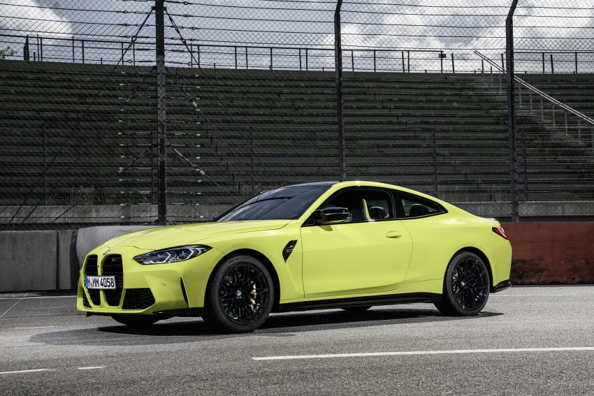 2020 BMW M3 and M4 revealed – G80 and G82 get massive grille, up to 510 PS, optional manual and AWD Image #1181247