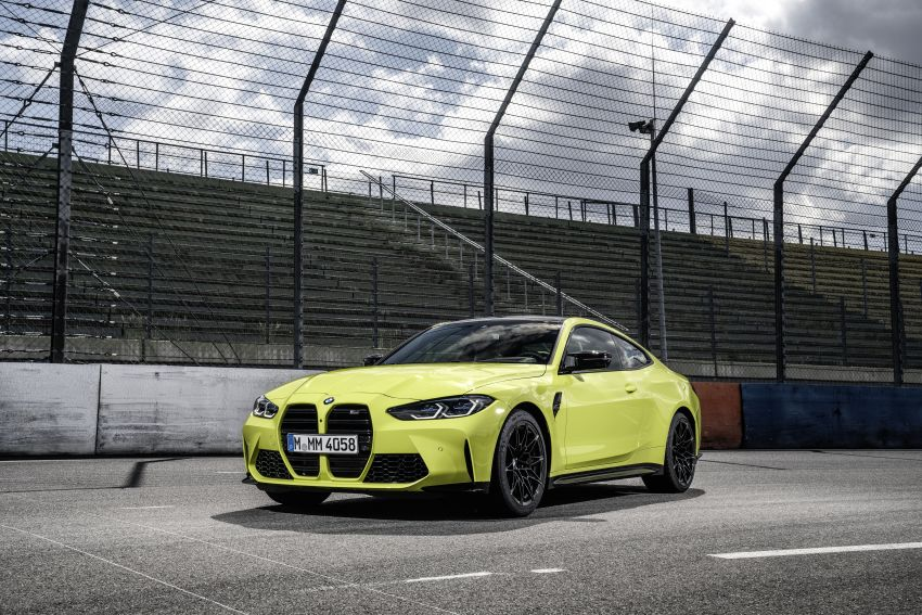 2020 BMW M3 and M4 revealed – G80 and G82 get massive grille, up to 510 PS, optional manual and AWD Image #1181249
