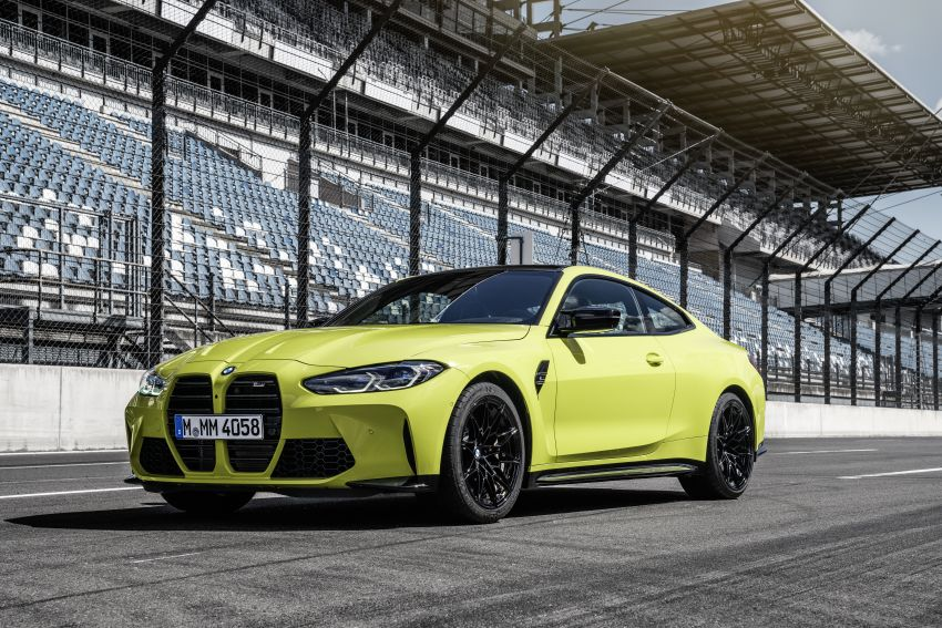 2020 BMW M3 and M4 revealed – G80 and G82 get massive grille, up to 510 PS, optional manual and AWD Image #1181250