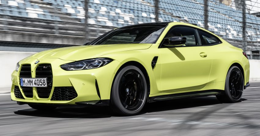 2020 BMW M3 and M4 revealed – G80 and G82 get massive grille, up to 510 PS, optional manual and AWD Image #1181214