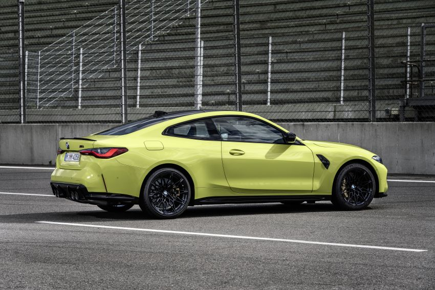 2020 BMW M3 and M4 revealed – G80 and G82 get massive grille, up to 510 PS, optional manual and AWD Image #1181254
