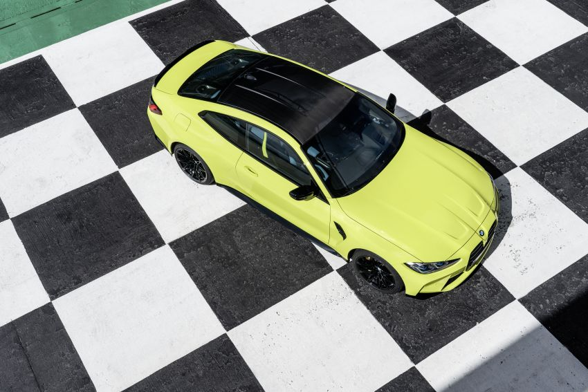 2020 BMW M3 and M4 revealed – G80 and G82 get massive grille, up to 510 PS, optional manual and AWD Image #1181257