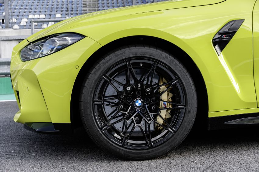 2020 BMW M3 and M4 revealed – G80 and G82 get massive grille, up to 510 PS, optional manual and AWD Image #1181258