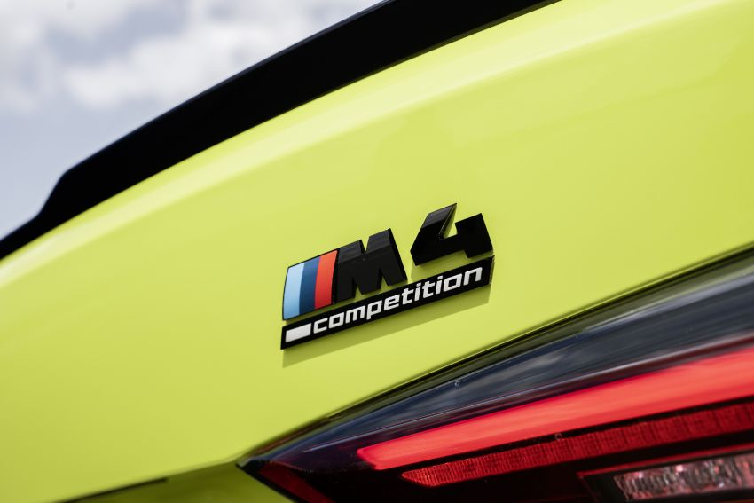 2020 BMW M3 and M4 revealed – G80 and G82 get massive grille, up to 510 PS, optional manual and AWD Image #1181263