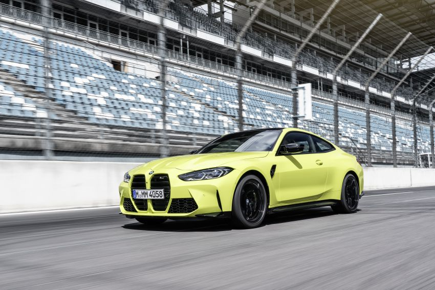 2020 BMW M3 and M4 revealed – G80 and G82 get massive grille, up to 510 PS, optional manual and AWD Image #1181216