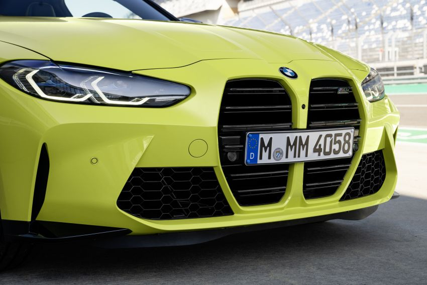 2020 BMW M3 and M4 revealed – G80 and G82 get massive grille, up to 510 PS, optional manual and AWD Image #1181266