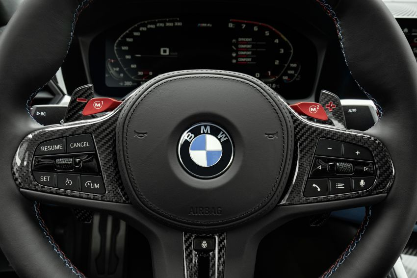 2020 BMW M3 and M4 revealed – G80 and G82 get massive grille, up to 510 PS, optional manual and AWD Image #1181279