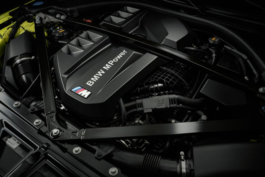 2020 BMW M3 and M4 revealed – G80 and G82 get massive grille, up to 510 PS, optional manual and AWD Image #1181282