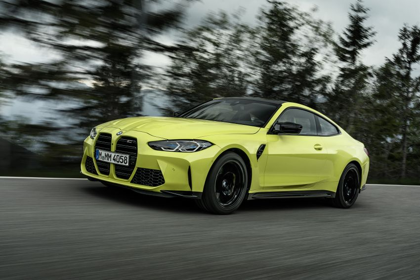 2020 BMW M3 and M4 revealed – G80 and G82 get massive grille, up to 510 PS, optional manual and AWD Image #1181284