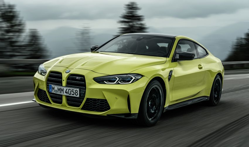2020 BMW M3 and M4 revealed – G80 and G82 get massive grille, up to 510 PS, optional manual and AWD Image #1181286