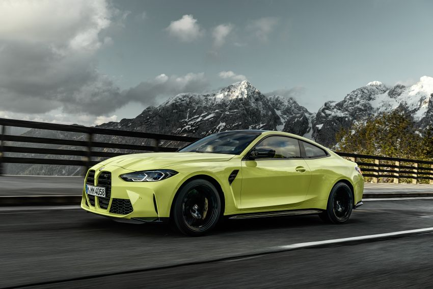 2020 BMW M3 and M4 revealed – G80 and G82 get massive grille, up to 510 PS, optional manual and AWD Image #1181288