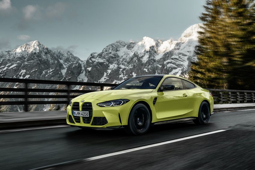 2020 BMW M3 and M4 revealed – G80 and G82 get massive grille, up to 510 PS, optional manual and AWD Image #1181289